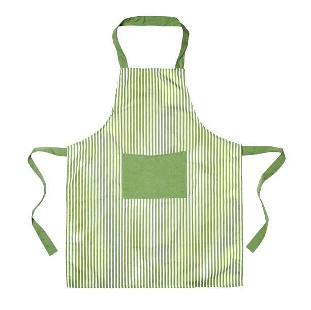 kitchen apron - apron stock pictures, royalty-free photos & images