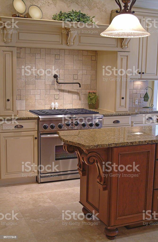 Kitchen Area royalty-free stock photo