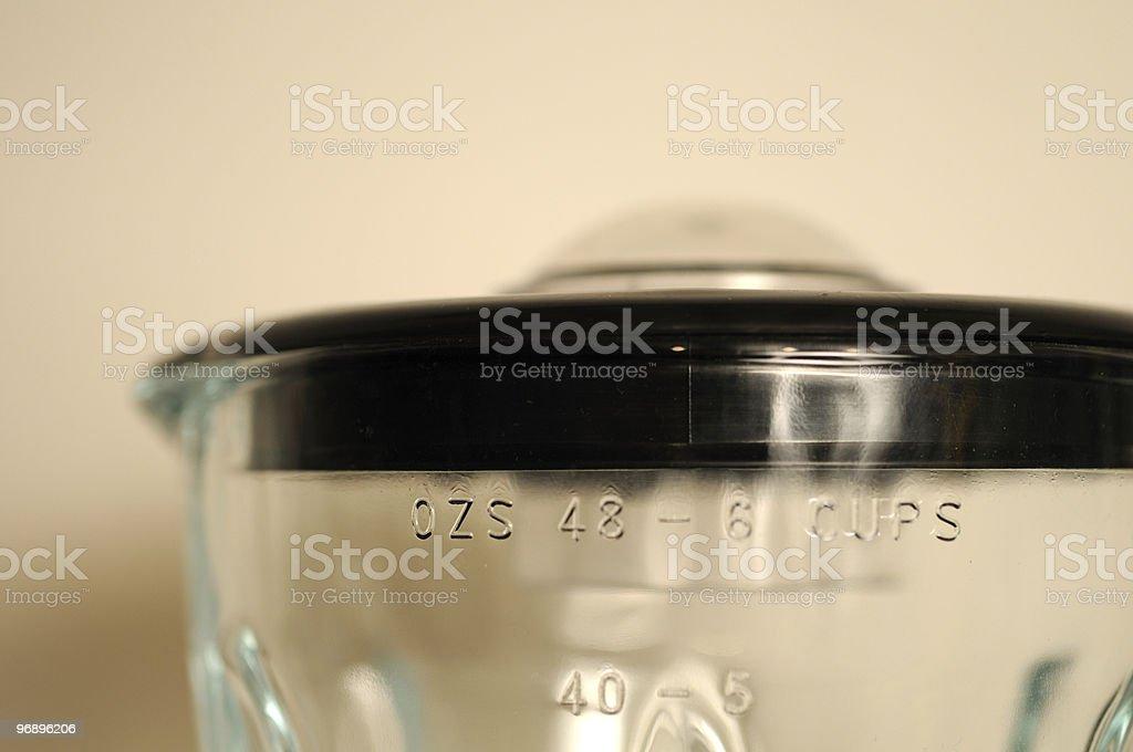 Kitchen blender royalty-free stock photo