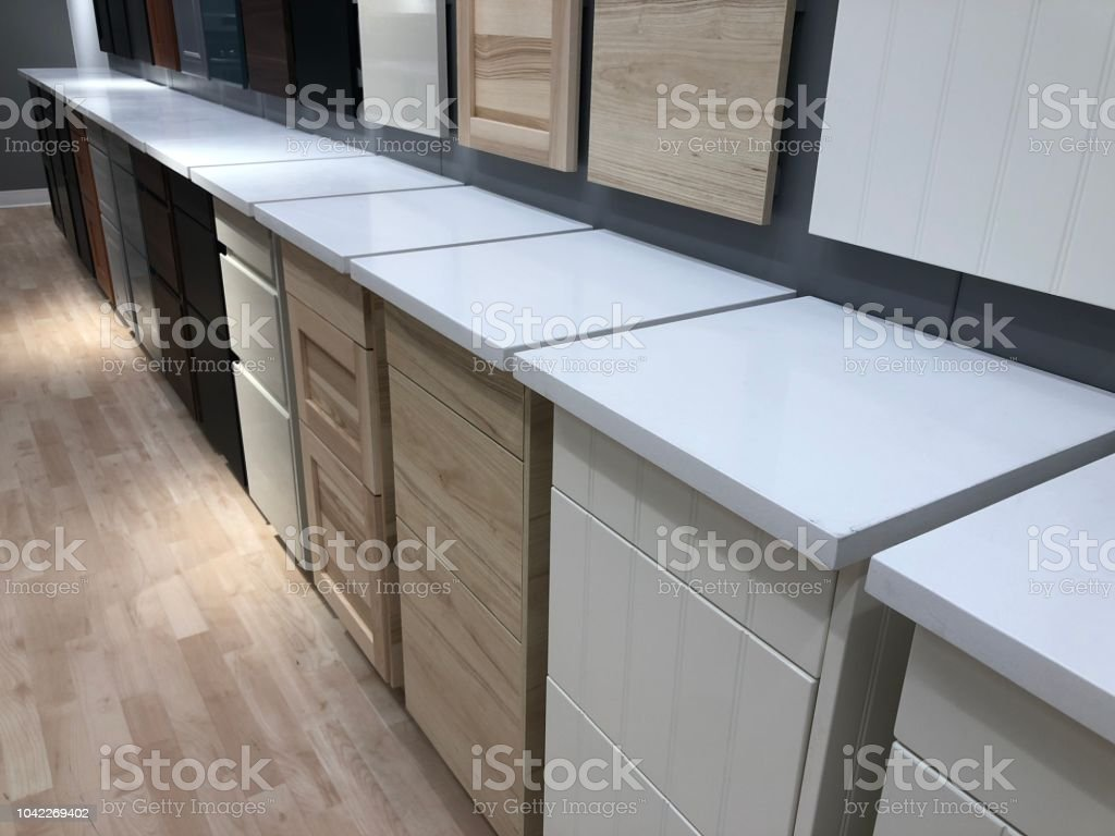 Kitchen Cabinet Store Stock Photo Download Image Now Istock