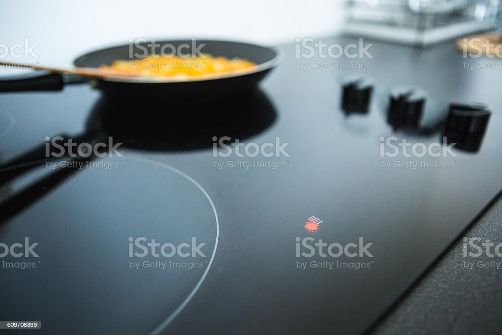 kitchen, cooking, sliced meat stock photo