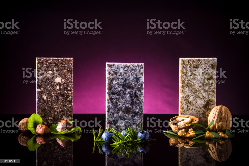 Kitchen Countertop Stone Samples Of Granite Marble And