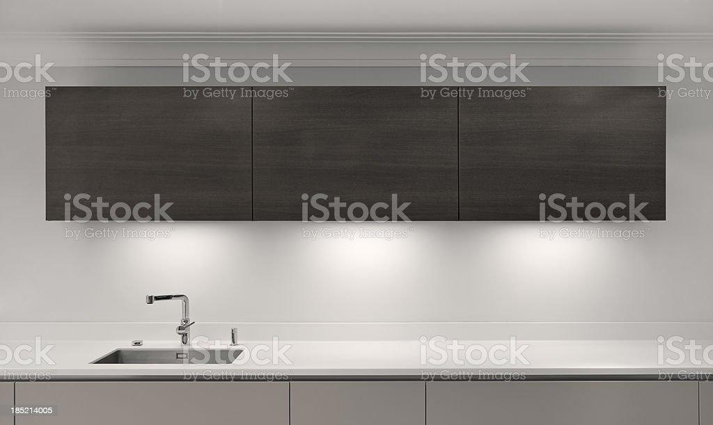 Küche Schrank Beleuchtung Stockfoto 185214005 | iStock