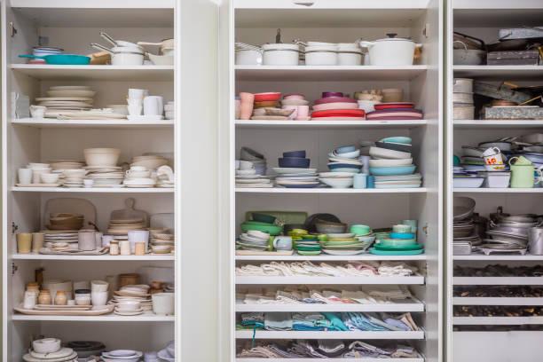 Kitchen cupboard with many plates and bowls picture id1204955103?b=1&k=6&m=1204955103&s=612x612&w=0&h=tlt4j6f5hslpdczulnxqruqtxq9qgq53stsvcctlvn4=