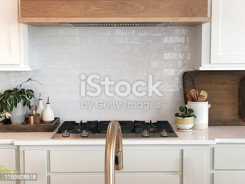 part of a kitchen