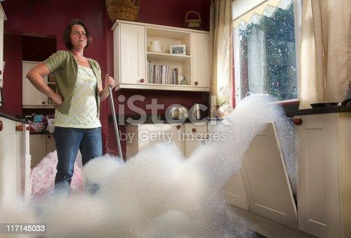 istock kitchen disaster 117145033