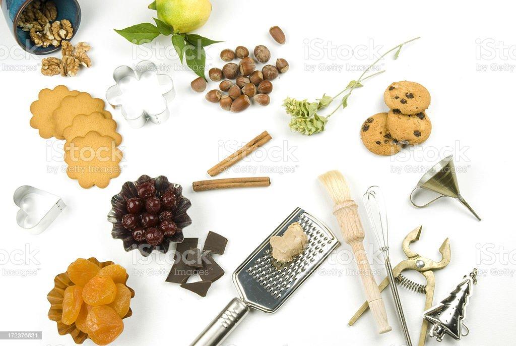 Kitchen Equipment stock photo