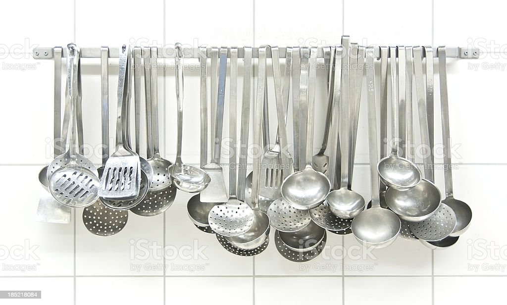 kitchen equipment royalty-free stock photo