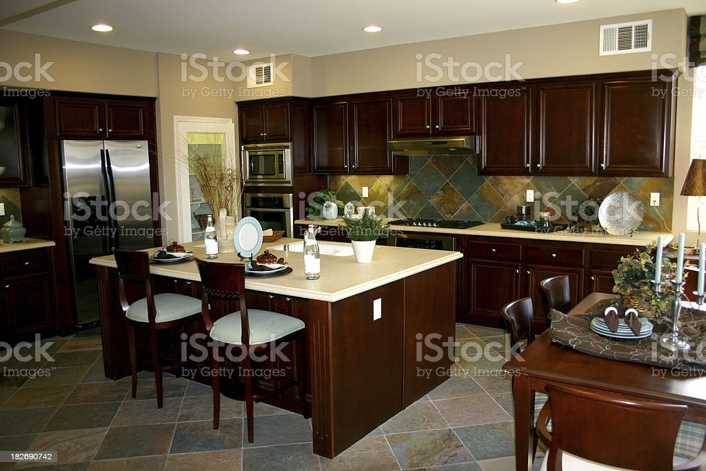 kitchen for you royalty-free stock photo