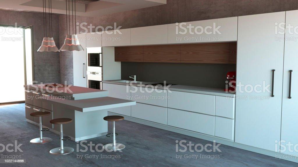 Muebles De Cocina Diseño De Interiores Muebles Y ...