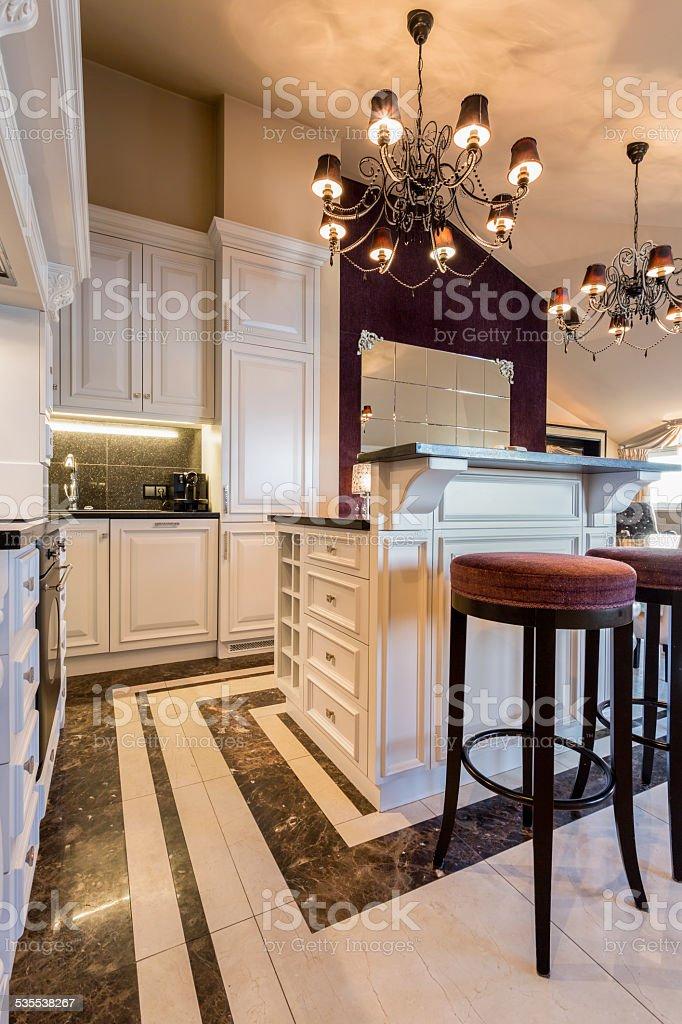 Cucina In Stile Barocco - Foto di Stock | iStock
