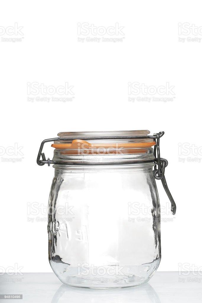 kitchen jar royalty-free stock photo