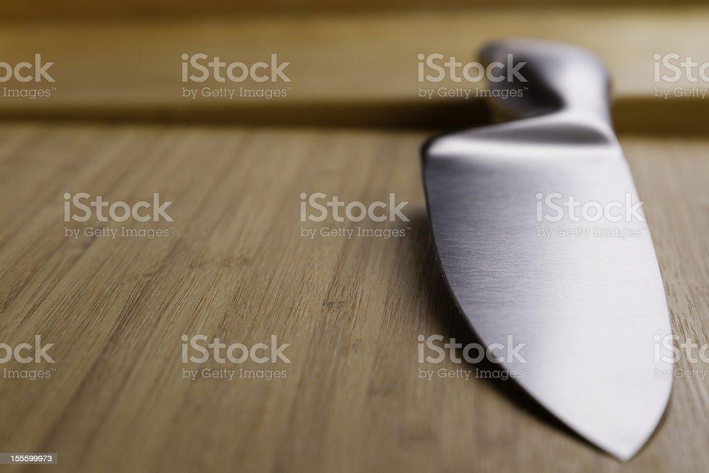kitchen knife royalty-free stock photo