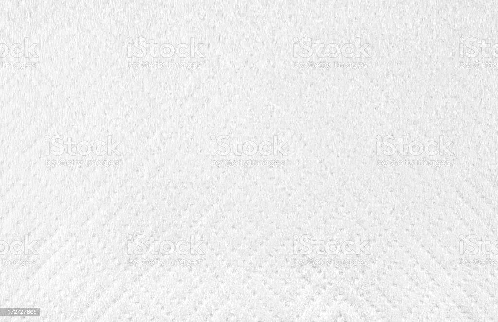 Kitchen paper towel texture stock photo