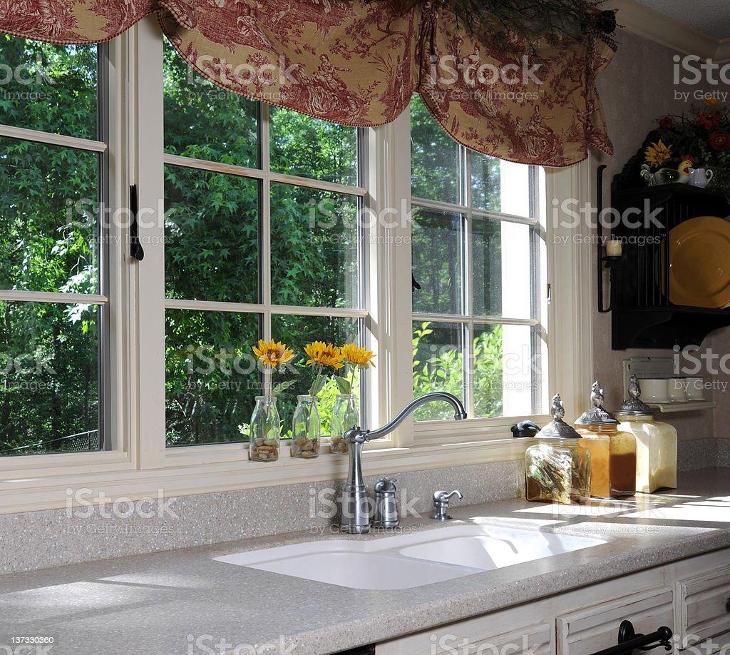 Kitchen stock photo