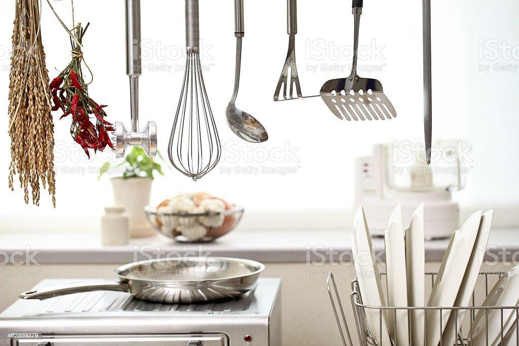 kitchen, stock photo