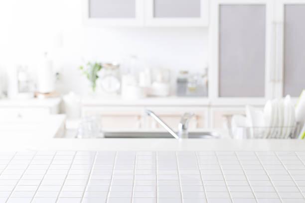 キッチン  ストックフォト