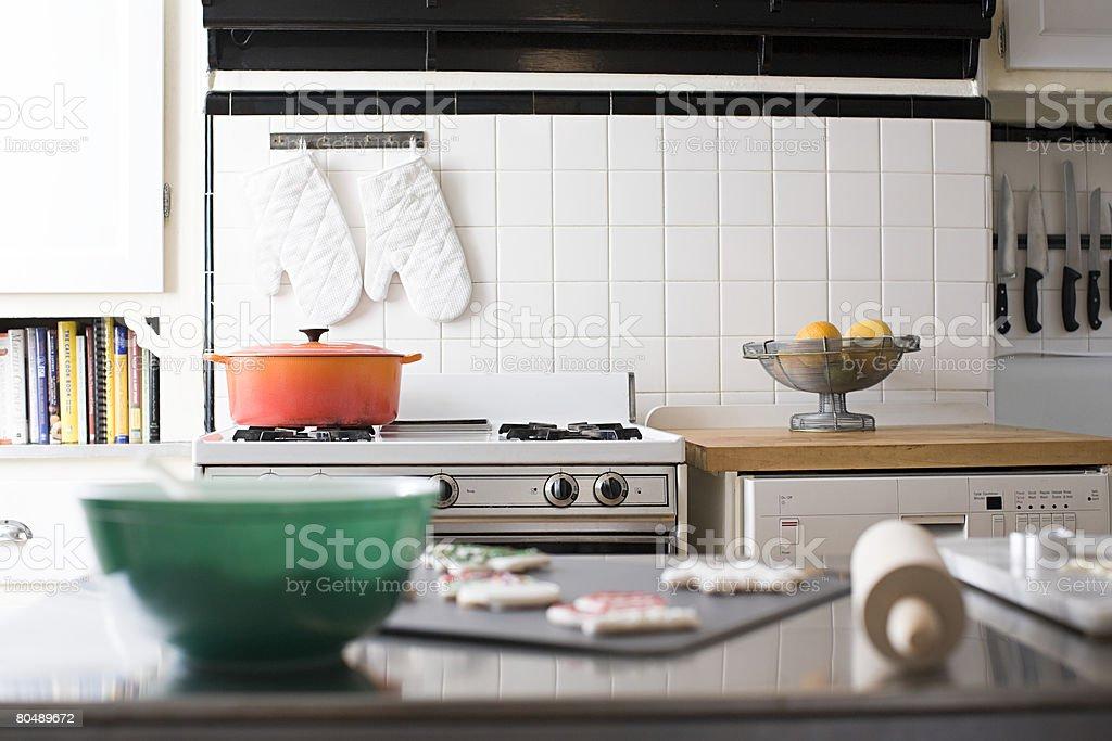 Kitchen 免版稅 stock photo