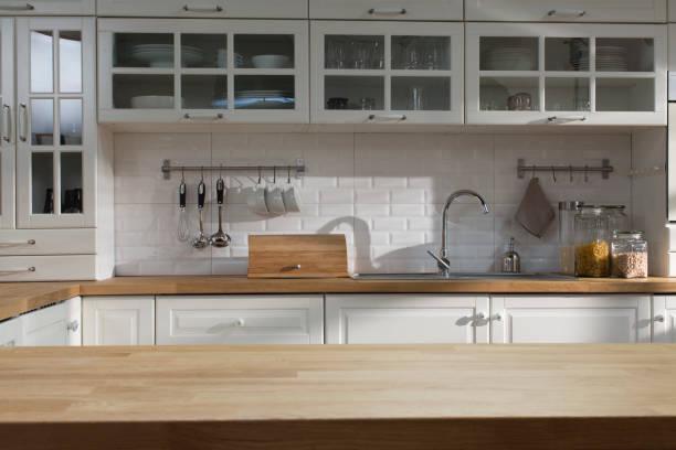 mutfak - ev mutfağı stok fotoğraflar ve resimler