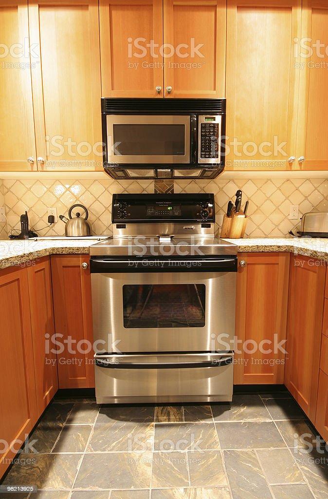 Kitchen royalty-free stock photo