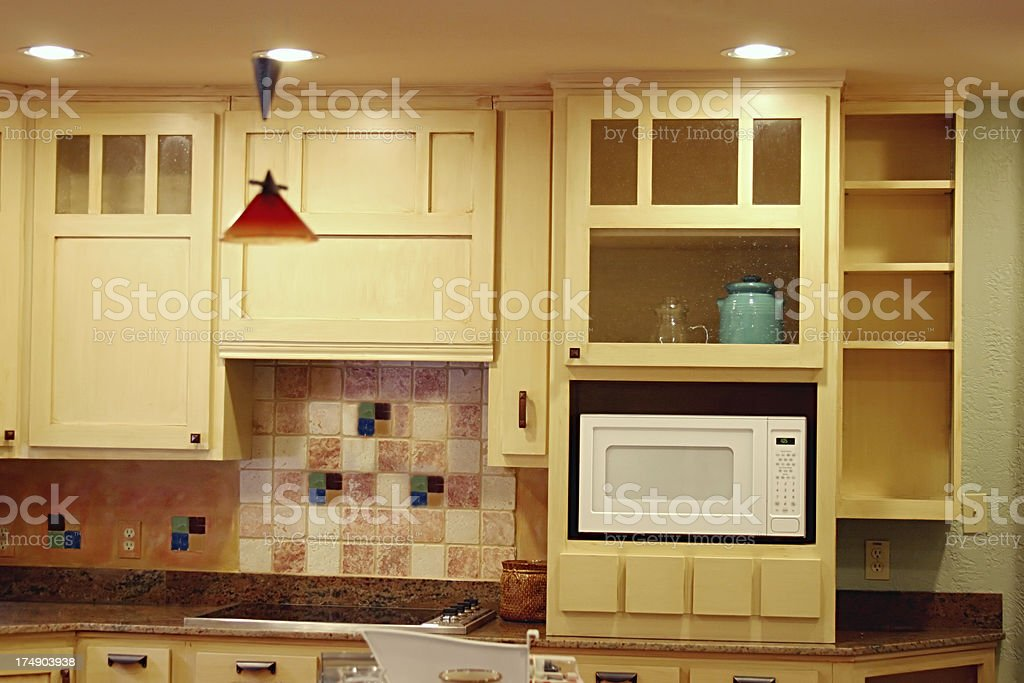 Kitchen Redo ending stock photo