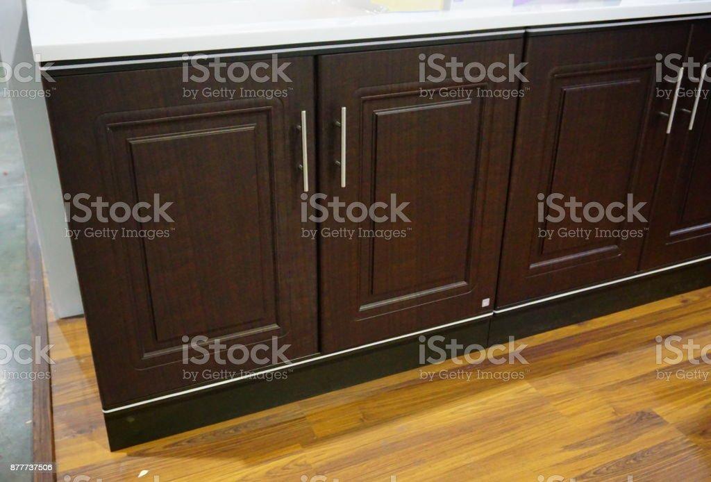 Kitchen Storage Units Stock Photo - Download Image Now - iStock