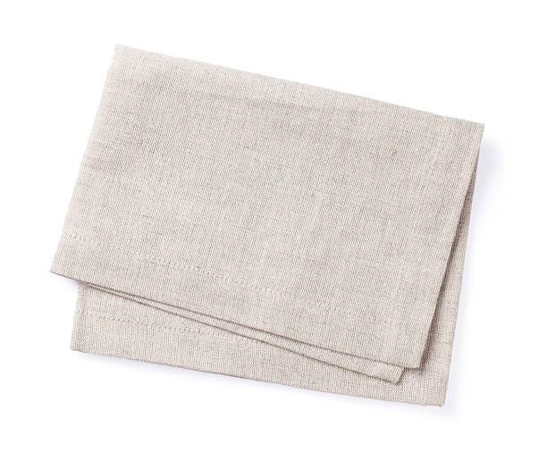 Kitchen towel stock photo