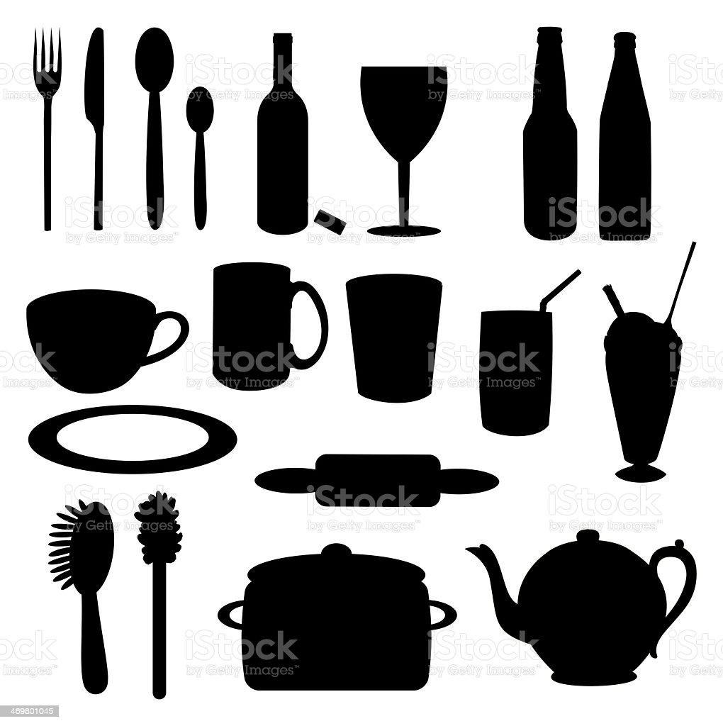 kitchen utensil isolated stock photo