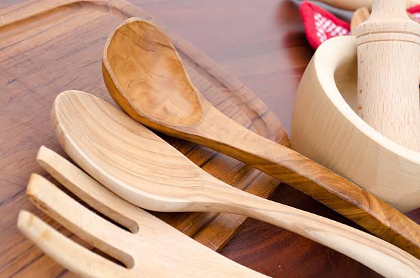 Kitchen utensil stock photo