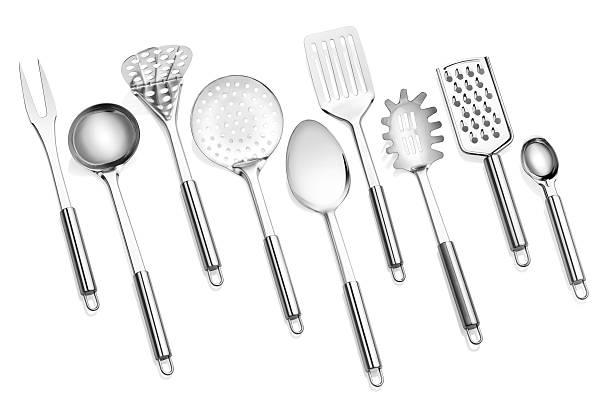 kitchen utensil - keukengereedschap stockfoto's en -beelden