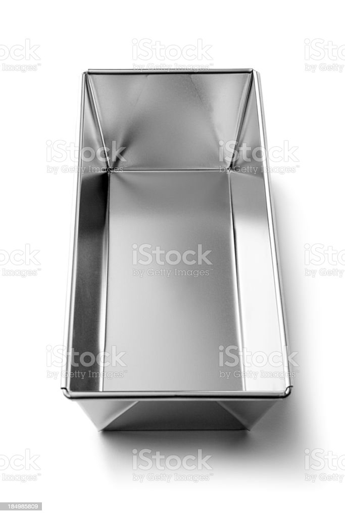 Kitchen Utensils: Baking Tray royalty-free stock photo