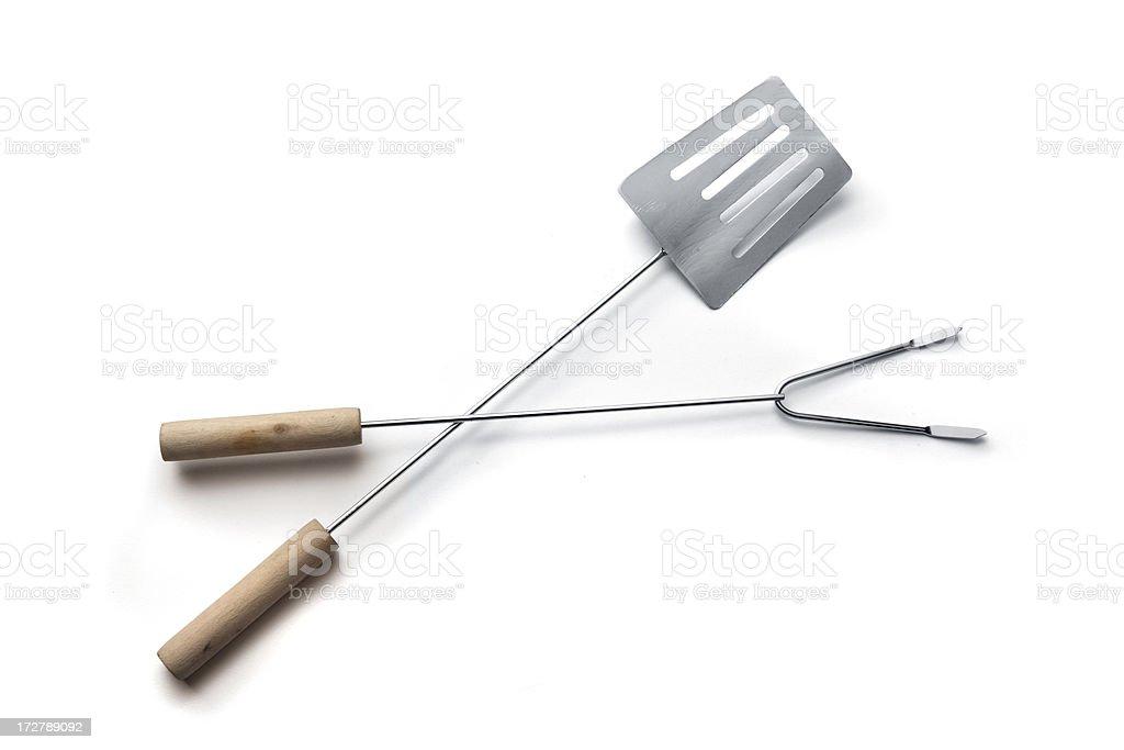 Kitchen Utensils: Barbecue Tools stock photo