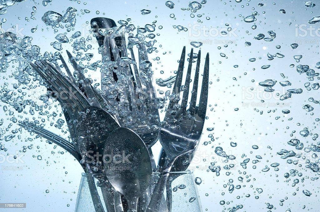 Küche ware - Lizenzfrei Blase - Physikalischer Zustand Stock-Foto