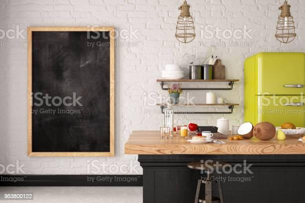 Kitchen with blank board picture id953800122?b=1&k=6&m=953800122&s=612x612&h=eddhmgg umy8o5wzbdzcwkviu05hbk rbtflazna5 i=