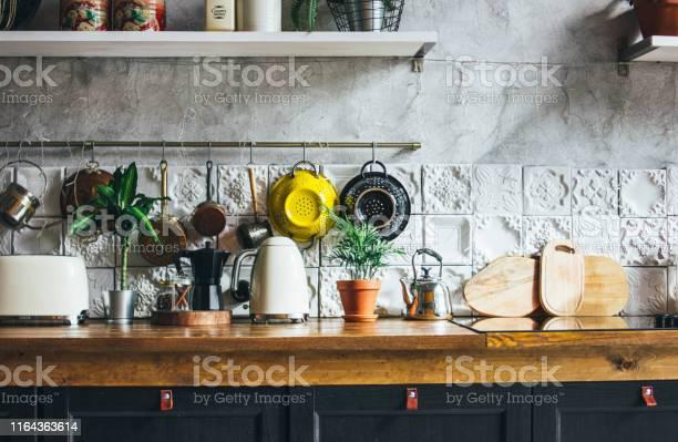 Kitchen work surface interior elements scandinavian rustic style picture id1164363614?b=1&k=6&m=1164363614&s=612x612&h=s1sdggfwxo4zmwi4dco 0i14bupjtujz9gpsly9dmc8=