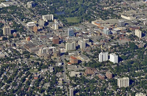 Kitchener Waterloo Luftaufnahme – Foto