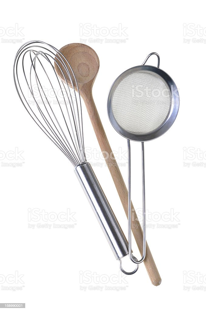 Kitchenware royalty-free stock photo