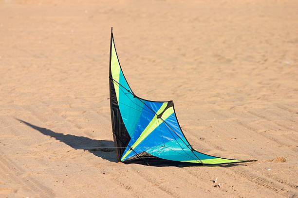 Kite am Boden – Foto