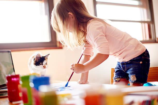 Kitty approves of her artwork picture id471060426?b=1&k=6&m=471060426&s=612x612&w=0&h=i85hnnpgkwgsz7nrccer bwxttv3b qau ti7cp3xhc=