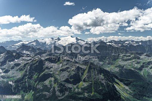 istock Kitzsteinhorn in Austria - Panorama 1285598652