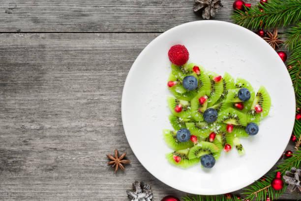 Kiwi christmas tree with berries pomegranate seeds and coconut looks picture id890984758?b=1&k=6&m=890984758&s=612x612&w=0&h=gaefg7e7uq5m8aagub6ogoqjkbynifajjetii8jencq=