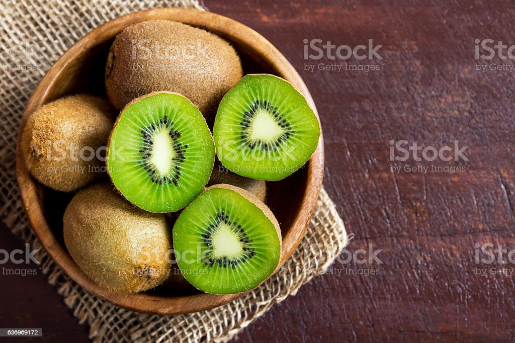 Kiwi fruit royalty-free stock photo