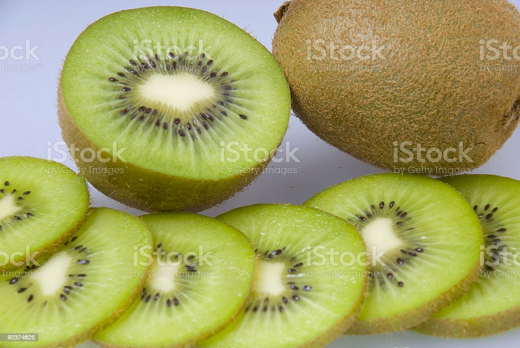Kiwi-Fruit Lizenzfreies stock-foto