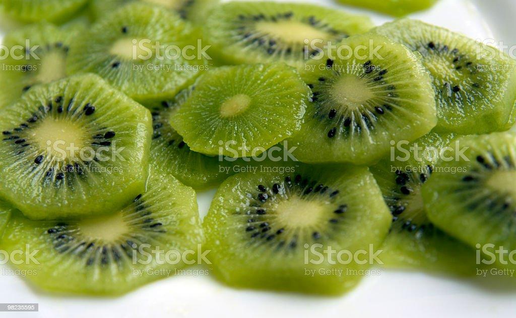 Frutta Kiwi foto stock royalty-free