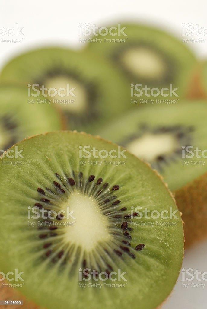 Kiwi foto stock royalty-free