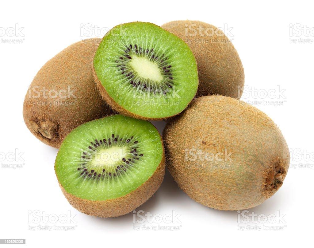 Kiwifruit stock photo