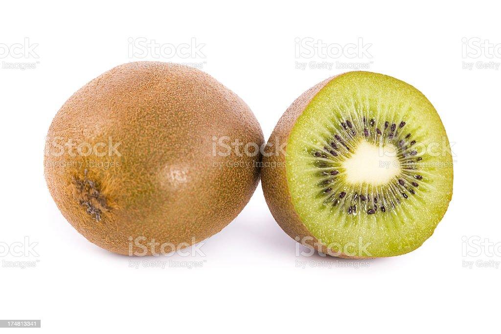 kiwifruits royalty-free stock photo