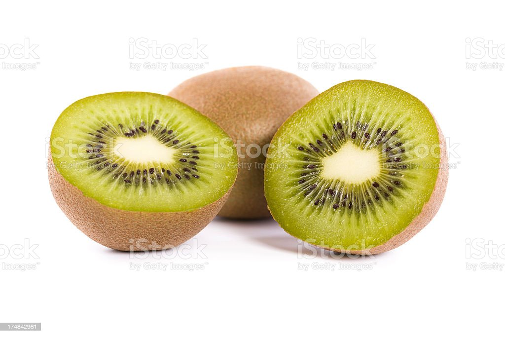kiwifruits royalty-free stock photo