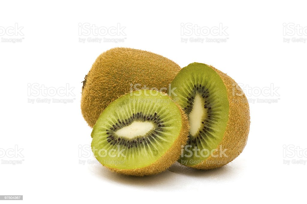 Kiwis. royalty-free stock photo