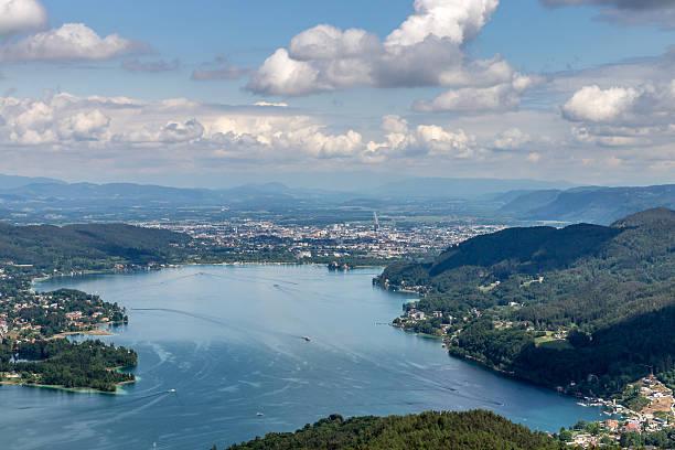 Klagenfurt, nämlich Kärnten, Österreich – Foto